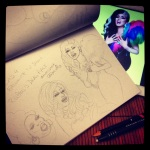 RuPaul's Drag Race drawing
