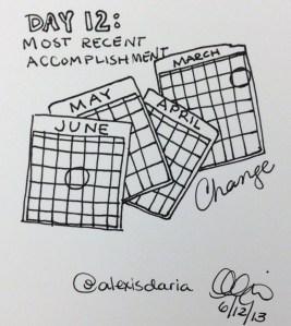 Change - calendar sheets drawing