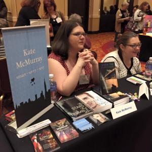 Kate McMurrary LSFW book fair
