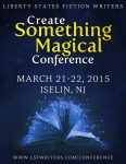 LSFW Create Something Magical conference