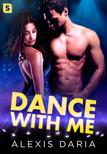 cover for dance with me by alexis daria