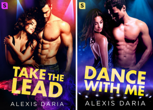 alexis daria take the lead and dance with me covers dance off series contemporary romance