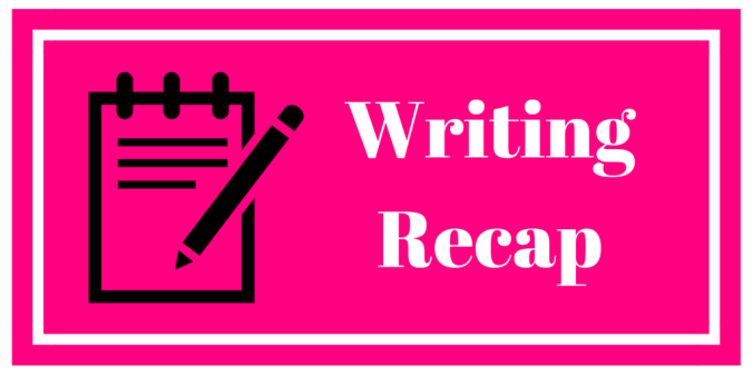 Writing Recap pink