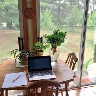 Connecticut writing desk