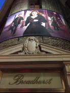 Anastasia Broadway Broadhurst Theatre