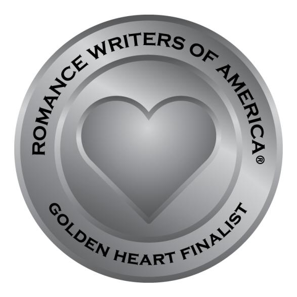 RWA golden heart finalist graphic