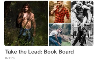 pinterest for take the lead by alexis daria