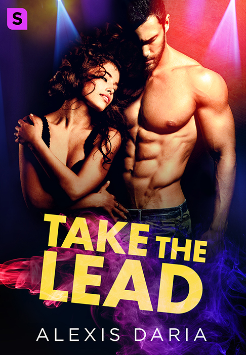 Take the Lead by Alexis Daria book cover