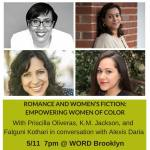 Word Bookstore in Brooklyn event