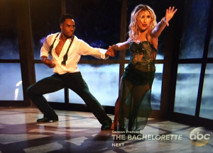 Dancing with the Stars Rashad and Emma Viennese Waltz