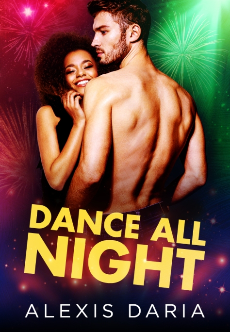 Dance All Night: A Dance Off Holiday Novella by Alexis Daria cover