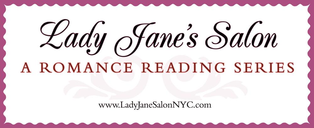 Lady Jane's Salon: A Romance Reading Series logo